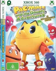 Pac-Man  Ghostly Adventures FOR X-360