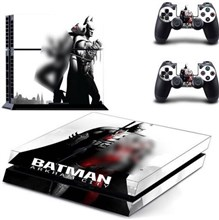 كاور اسكين PS4 طرح BATMAN ARKHAM CITY