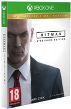 نسخه استیل بازی Hitman: The Complete First Season Steelbook برای XONE