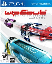 بازی Wipeout Omega Collection برای PS4