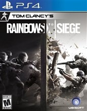 ریجن 2 بازی Tom Clancy's Rainbow Six Siege برای PS4