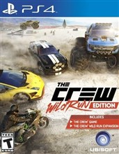 بازی THE CREW WILD RUN EDITION برای PS4