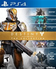 بازی Destiny The Collection برای PS4