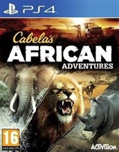 CABELAS AFRICAN ADVENTURES  FOR PS4