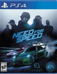 بازي ریجن آل  NEED FOR SPEED براي PS4