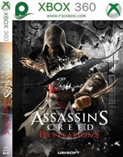 Assassins Creed Revelations FOR XBOX 360