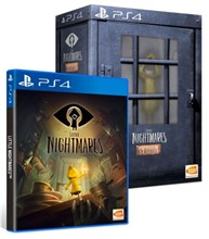 نسخه SIX EDITION  بازي Little Nightmares براي PS4