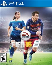 FIFA 16 FOR PS4 ریجن 2