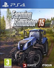 بازی FARMING SIMULATOR 15 PS4