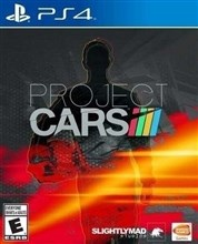 بازي PROJECT CARS PS4