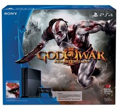 كنسول بازی  PS4 باندل  CONSOLE GOD OF WAR III