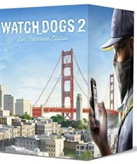 نسخه  Sanfransisco Edition بازي WATCH DOGS 2