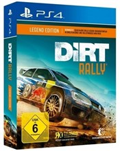 بازی DiRT Rally LEGEND EDITION برای PS4