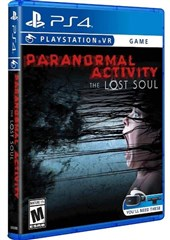 ریجن آل بازی Paranormal Activity The Lost Soul برای PS4 PSVR