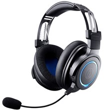 هدست گیمینگ Audio-Technica ATH G1WL Premium Wireless Gaming Headset