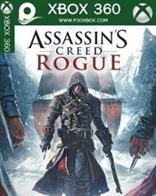 ASSASSIN CREED ROGUE FOR XBOX 360