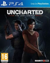کارکرده بازی UNCHARTED LOST LEGACY PS4