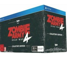 نسخه کالکتور  PlayStation 4 Zombie Army 4: Dead War Collector's Edition
