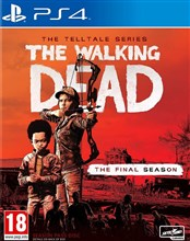 کارکرده بازی THE WALKING DEAD THE FINAL SEASON
