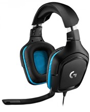 هدست گیمینگ لاجیتک Logitech G432 Wired 7/1 Surround Gaming Headset