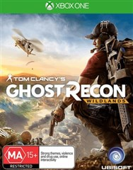 کارکرده بازی Tom Clancy Ghost Recon Wildlands برای XBOX ONE