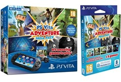 كنسول بازي Sony PSP VITA Slim Adventure Mega Pack