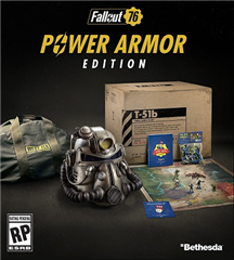 نسخه کالکتور Bethesda Fallout 76 Collectors Edition T51b Power Armor