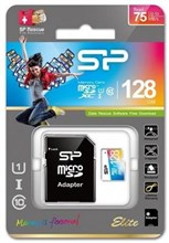 کارت حافظه Silicon Power microSD XC class 10 Elite - 128 GB
