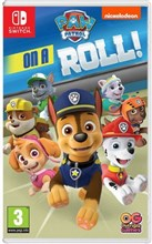 بازی نینتندو Paw Patrol: On a roll! - Nintendo Switch