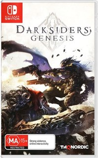 بازی  Darksiders Genesis - Nintendo Switch