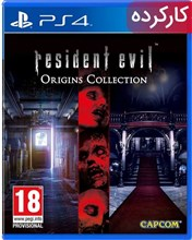 کارکرده بازی Resident Evil Origins Collection برای PS4