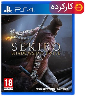 کارکرده بازی Sekiro Shadows Die Twice