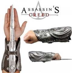 پکیج Neca Assassin's Brotherhood Ezio Hidden Blade Vambrace