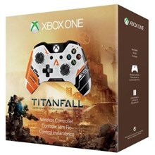 دسته Xbox Wireless Controller  مدل Titanfall Limited Edition