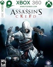 ASSASSIN CREED FOR XBOX 360