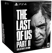 ریجن ALL نسخه کالکتور TLOU Part II Collector's Edition - PS4