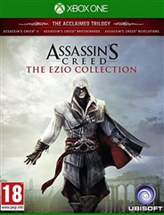 پک 3 بازیAssassins Creed The Ezio Collection برای XONE