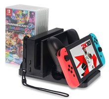 استند شارژ Nintendo Switch MultiFunction Charging Stand