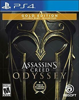 نسخه گلد ادیشن Assassins Creed Odyssey Gold Edition برای PS4