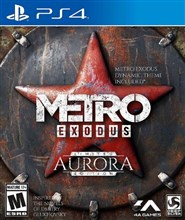 بازی ریجن آل Metro Exodus, Aurora Limited Edition PS4