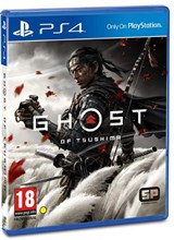ریجن 2 بازی انحصاری Ghost of Tsushima on PlayStation 4