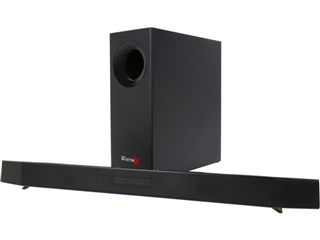 ساندبار حرفه ای گیمینگ Sound BlasterX Katana Surround Gaming Soundbar Dolby