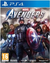 بازی Marvel's Avengers  PlayStation 4