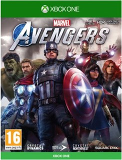 بازی Marvel's Avengers XBOX ONE