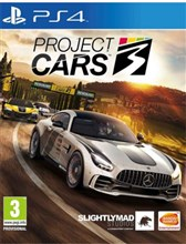بازی Project Cars 3 PS4