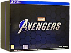 نسخه کالکتورز ادیشن Marvel's Avengers Earth's Mightiest Edition