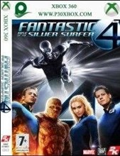 fantastic four FOR XBOX 360