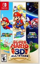 بازی نینتندو سوییچ Super Mario 3D All-Stars - Nintendo Switch