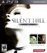مجموعه بازی Silent Hill HD Collection - Playstation 3