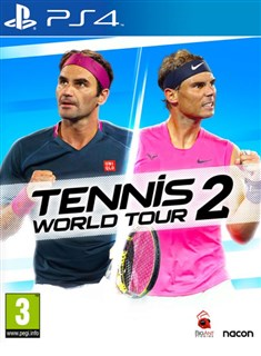 بازی Tennis World Tour 2 on PlayStation 4